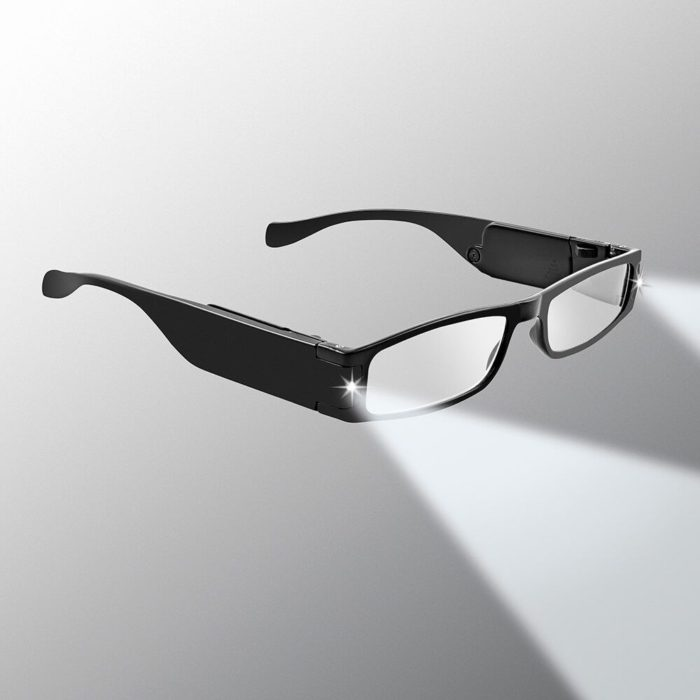 LIGHTSPECS LightWeight LED Reading Glasses